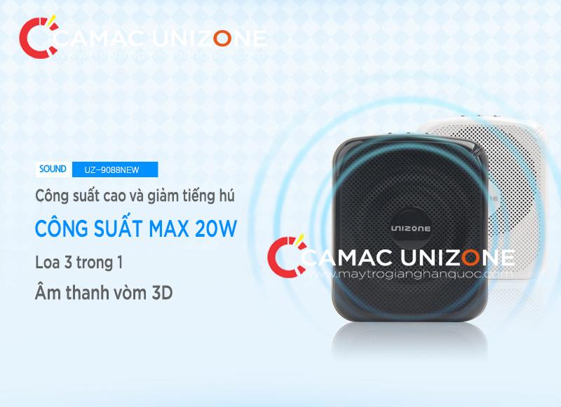 cong-suat-loa-may-tro-giang-unizone-9088-dat-max-20w